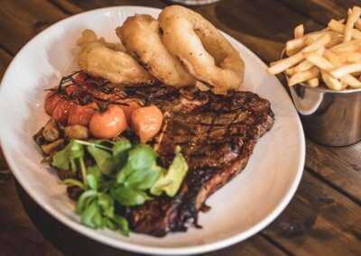 Ribeye Steak Netherton Steakhouse